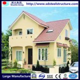 디자인 구조 강철 조립식 집 장비