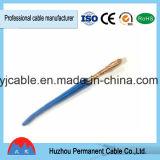 Flexibler elektrisches Kabel-Draht einkernige Belüftung-Isolierung