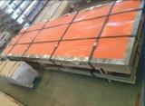 Folha de aço inoxidável laminada a frio para construção