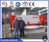 Marcação CE Guilhotina Hidráulica Máquina de cisalhamento QC11Y-12X3200