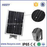 赤外線動きセンサーライトが付いているIP65太陽ランプ