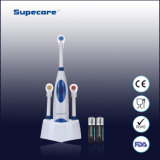 CE batteriebetriebene elektrische Zahnbürste