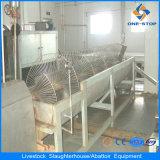 La carcassa di maiale prepulisce l'apparecchiatura per la Camera di macellazione