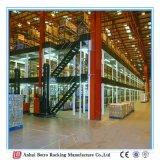 La meilleure étagère de vente d'étage de Mazzanine en métal de mémoire d'entrepôt