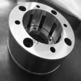 Pezzo meccanico di giro di macinazione di CNC di precisione su ordine del acciaio al carbonio