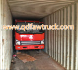 3-5 tonnes Petit camion à benne basculante, Camion à benne légère FAW