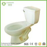 Siphonic toilettes Deux Pièces Wc pour le marché d'Amérique du Sud
