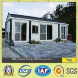 Очистьте дом стальной рамки типа Prefab для виллы