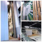 Geluiddichte Beweegbare Muren voor de Zaal van de Tentoonstelling en de Zaal van de Conferentie
