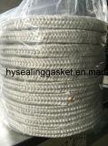 Стеклянное волокно веревочки квадрата для защиты от огня