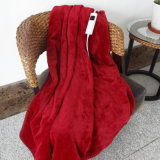 Ход фланели электрическим излишек нагретый одеялом для держать теплым