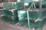 Vidrio templado de 3-12 mm /El vidrio templado con huecos o hendiduras