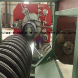 Производственная линия 2200mm трубы замотки дренажа HDPE