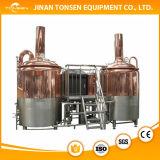 生ビール装置、カスタマイズされたクラフトビール機械、ジャケットの発酵タンク