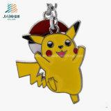 고품질 공장 도매 페인트 Pokemon 주문 금속 Keychain