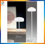 Lampada moderna della Tabella del paralume LED del metallo dell'hotel semplice moderno di stile