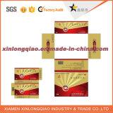 Caixa de papel de empacotamento do chá Mint feito sob encomenda da fábrica