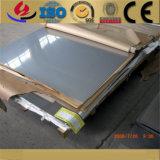 Edelstahl-Blatt der Fertigung-316h 316n 316ln in Jiangsu