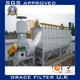 Sistema de extracción de polvo de madera colector de polvo (32-3)