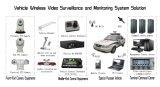 1650 USD/Unit Nieuw Type 150m het Volledige Systeem van de Camera van kabeltelevisie van het Voertuig van IRL HD