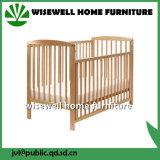 Alta Quanlity Pinhal Novo nascido cama de bebé