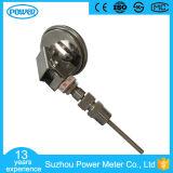 60mm Qualitäts-bimetallischer Thermometer-Edelstahl-Allrichtungstemperatur-Anzeigeinstrument