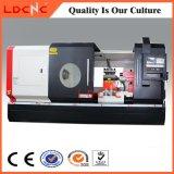 Máquina universal horizontal do torno do dever da luz da boa qualidade Ck6180