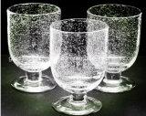 明確なジュースのガラスコップ(GJB-03)