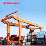 Цена контейнера козловой кран козловой кран Rmg 40t 50t