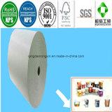 Papel recubierto de PE de grado alimentario para todo tipo de vaso de papel