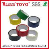 Escoger la cara adhesiva echada a un lado y la cinta adhesiva impermeable de la característica BOPP