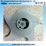 Центробежная турбинка насоса метки 3 Durco для размера 3X2-13 с Titanium сплавом 316ss или CD4
