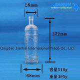 Großhandelsglasflaschen-/Glass-Getränkeflaschenglas-Saft-Flaschen
