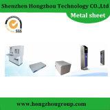 Carcasa de metal galvanizada para revestimiento de la máquina