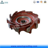 Bâti en acier personnalisé par qualité de précision pour le constructeur de pompe