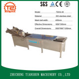 Légume de vente d'usine et machine à laver et rondelle de tambour de fruit