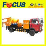 Camion de pompe de mélangeur concret avec le système global de pondération