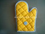 Перчатки печи жары Retardant (SSG0402)