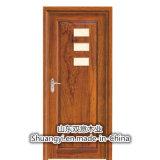 高い安全性パフォーマンス木のドア
