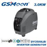 generador del inversor de la gasolina de 3.0kVA 4-Stroke con la aprobación de EPA