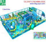 Tema Mar piscina parque infantil para as crianças, filhos da terra do labirinto