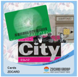 Qualitäts-Material Belüftung-Identifikation kardiert Belüftung-PlastikVisitenkarte
