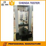 machine de test de centralisateurs d'enveloppe de ressort de la proue 100kn