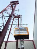 [إكسمت/إكسونو] يعزل /Twin قفص فائقة إرتفاع مادّة ومسافر بناء مصعد