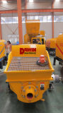 Bomba de salida concreta de la nueva potencia diesel de 50 Cbm/Hr en venta