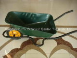 Carriola di modello di colore verde della Sudafrica (WB3800)