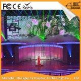 P1.6 de interior a todo color que hace publicidad de la pantalla del vídeo de la visualización de LED