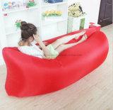 昇進の位置袋の膨脹可能な空気ソファー