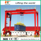 Constructionのための頑丈なDouble Girder Gantry Crane