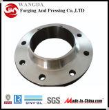 高品質OEMは造られたステンレス鋼のフランジを機械で造るCNCをカスタマイズした